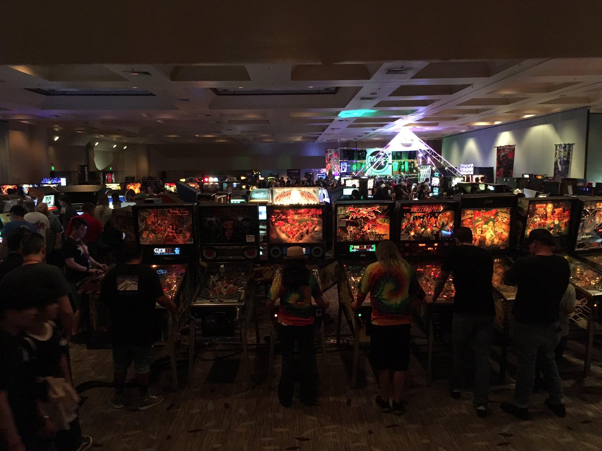 California Arcade Expo