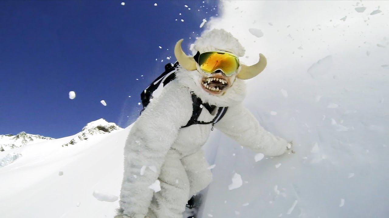 GoPro: Mike Basich