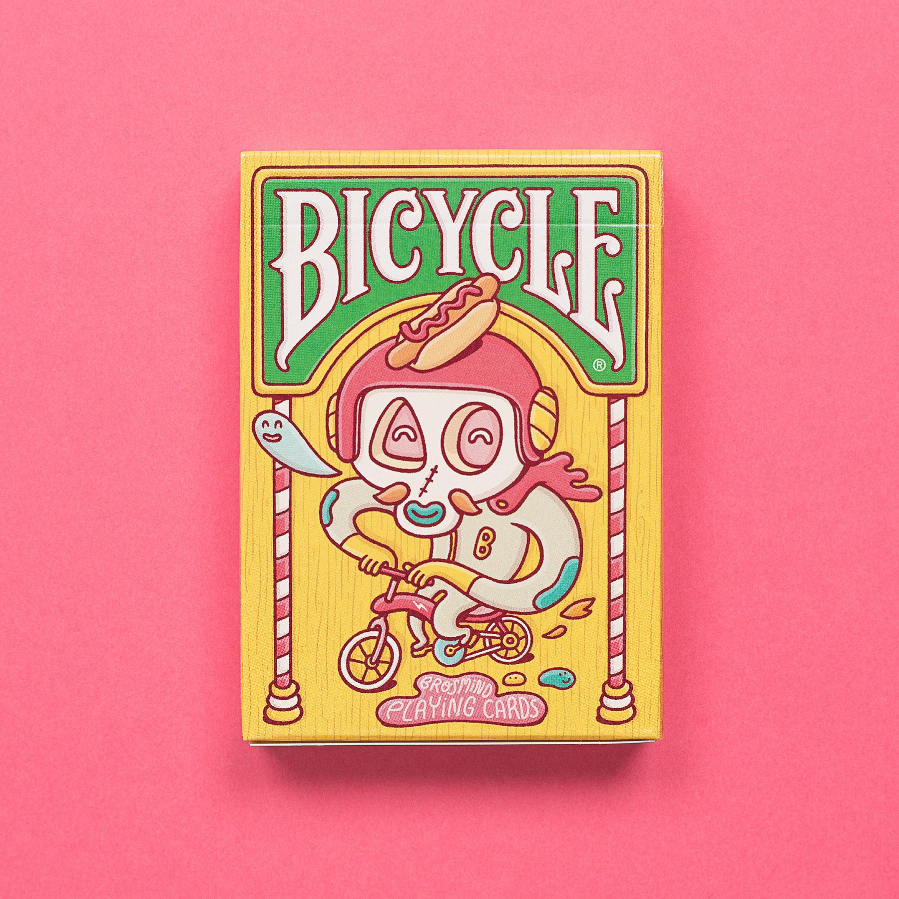Brosmind + Bicycle Playing Cards